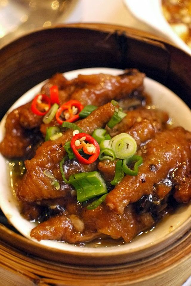 Food Club Weird But Delicious Chicken Feet D