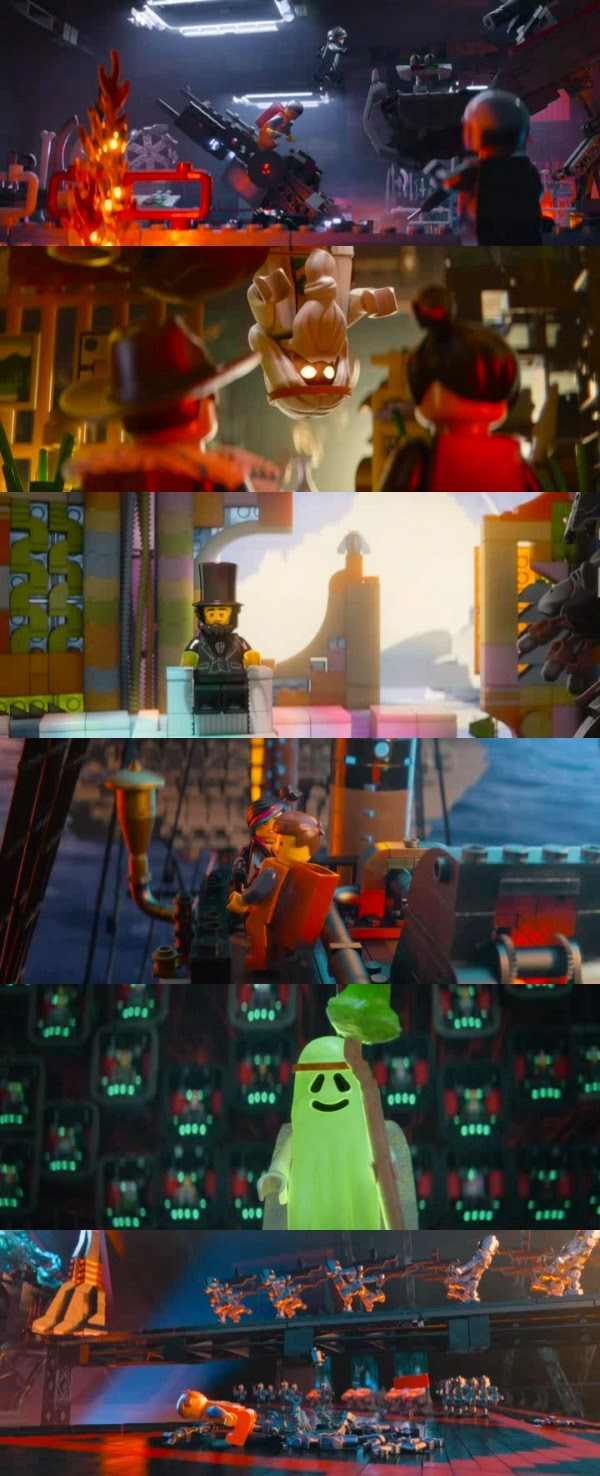 imagen pelicula La Gran Aventura Lego HD
