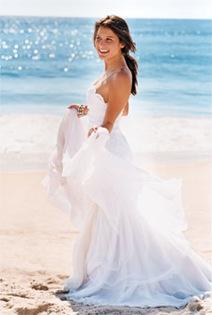 Beach Wedding Dress on Summer Beach Wedding Dresses   A Creative Life
