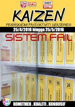 KAIZEN - SISTEM FAIL