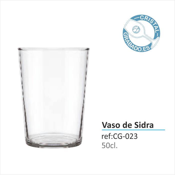 Vasos de sidra personalizados for Vasos chupito personalizados