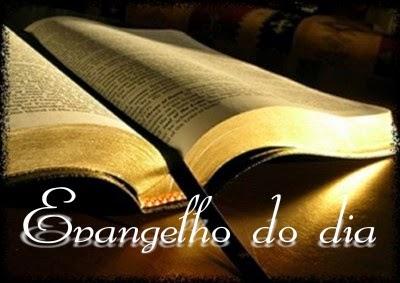 Leitura do Evangelho