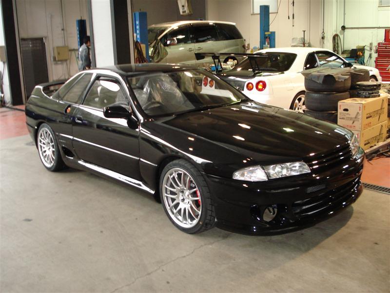 Nissan Skyline R32 po tuningu, HKS, zdjęcia, galeria, japońskie samochody, こくないせんようモデル, , billeder, nuotraukos, grianghraf, valokuvat