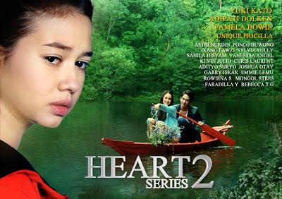 Biodata dan Foto Pemeran Sinetron Heart Series 2 SCTV 2013
