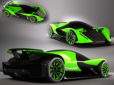Sport Cars on Sport Cars Zx 770r Hypercar Concept By Sabino Leerentveld   Sport Cars