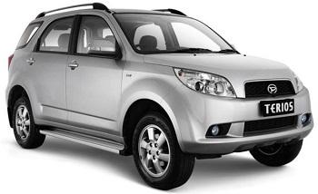 Harga Mobil Daihatsu Agustus 2013