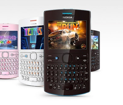 Nokia Asha 205