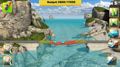 Bridge Constructor .APK 1.4 Android [Full] [Gratis]