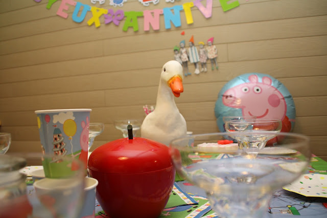 anniversaire peppa pig