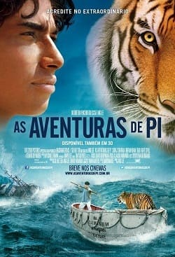 Filme As aventuras de PI - 4K Ultra HD 2012 Torrent