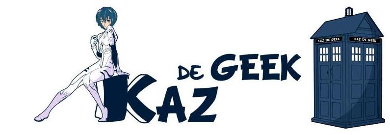 Kaz de Geek