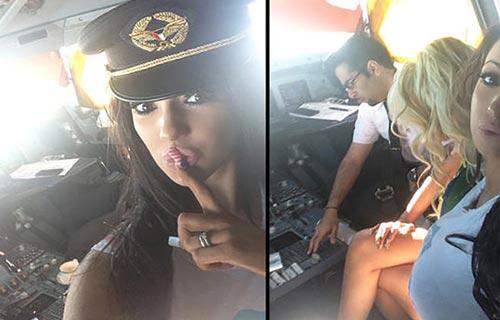 Bahayakan Penumpang Pilot dan Pramugari Pemakai Sabu