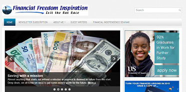 Nigerian Inspirational/Personal Development Blog