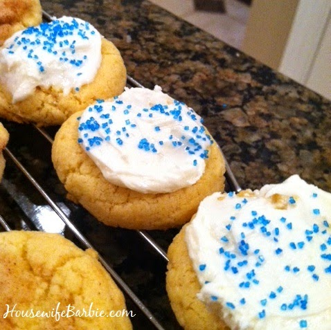 An American Housewife Sugar Free Easy Quick Cake Mix Cookies I