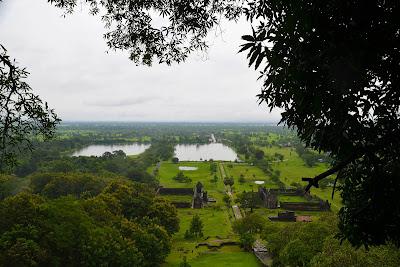 Vat Phou Champasak ruins