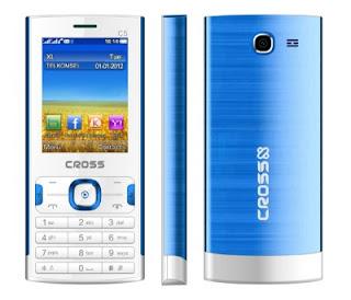 Cross C5 Ponsel Berwarna Ceria dan Cerah