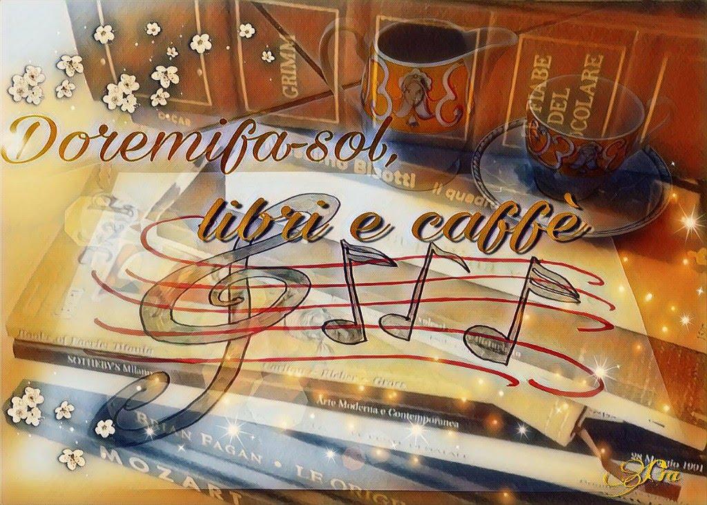 Doremifasol, libri e caffè