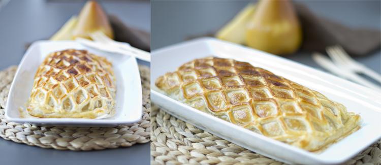receta de pastel de carne y queso paso a paso