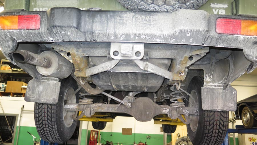 About Auto Care: A Fix For Land Rover Discovery II Frame Rot / Rust