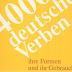 كتاب رائع جدا يحتوي على 4000 فعل في اللغة الالمانية مع تصريفها وطرق استعمالها.  Deutsche Verben ihre Formen, ihr Gebrauch