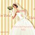 [Spose in Vista su Vista Nozze] Il Diario dei preparativi di NELLY: prima puntata 'Gennaio'