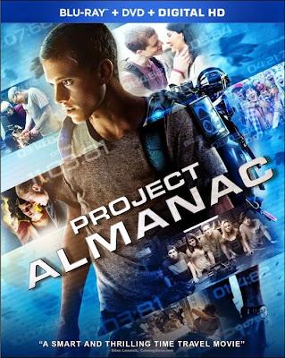 Project Almanac 2014 Hindi Dubbed BRRip 480p 300mb
