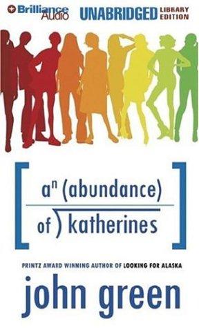 an abundance of katherines pdf