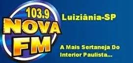 Radio NOVA FM Luiziania -SP