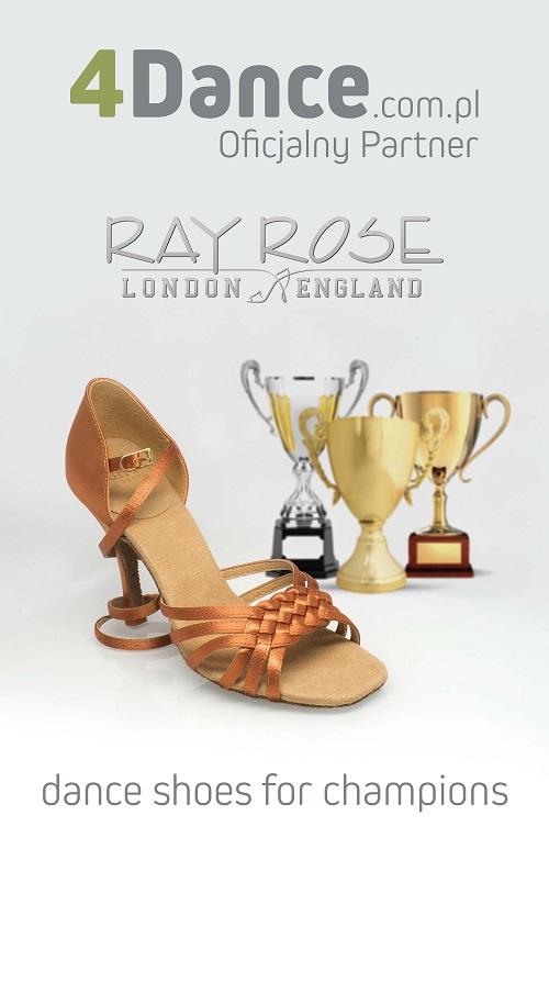 Ray Rose - buty dla wymagających tancerzy