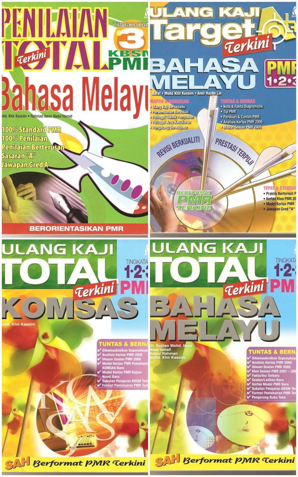 Buku Penilaian Total BM PMR 2006/Buku Target PMR 2006/Buku Total BM PMR 2006/Buku Total Komsas PMR