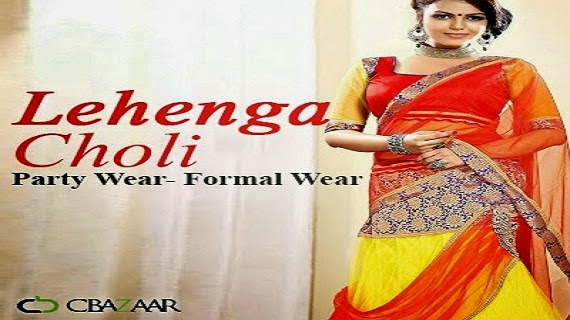 Party Wear Formal Lehenga Collection