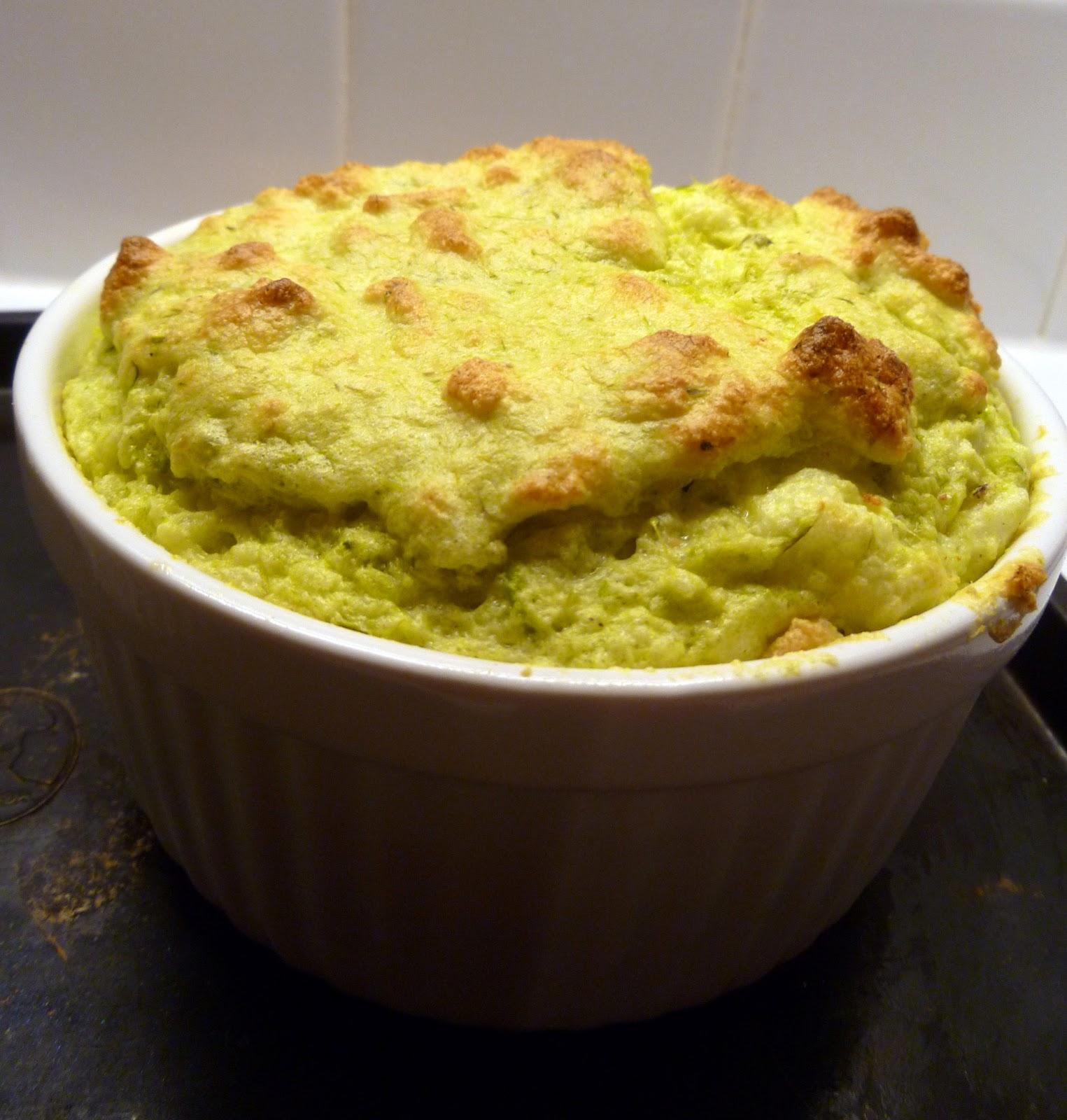 Asparagus Soufflé Recipe — Dishmaps