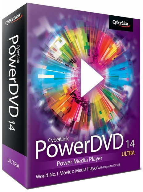 CyberLink PowerDVD Ultra 14.0.3917.58 Multilingual