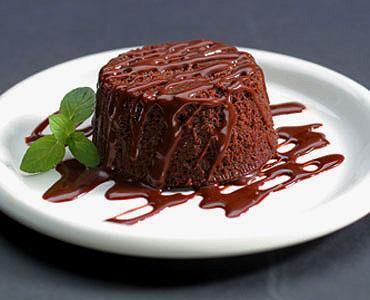 NEW RECIPE: HOT CHOCOLATE PUDDING