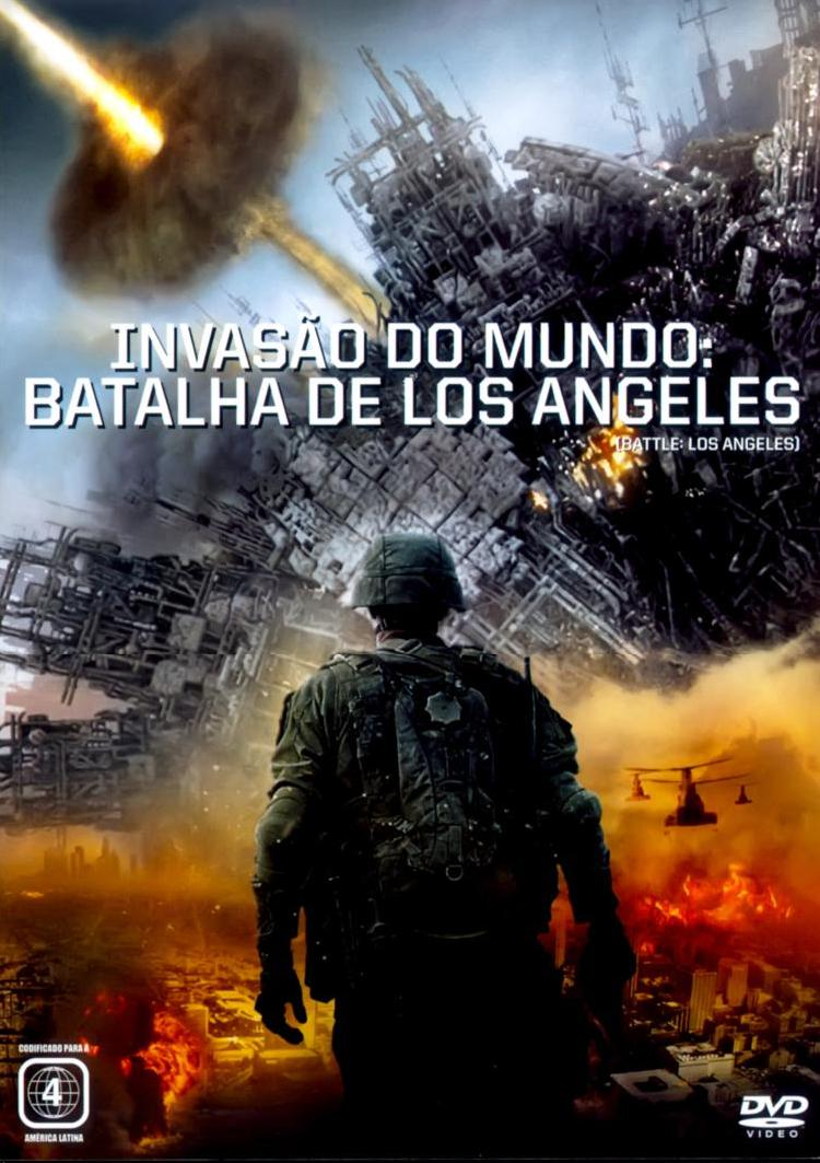 Invasão Do Mundo : Batalha De Los Angeles   Dual Áudio + Legenda