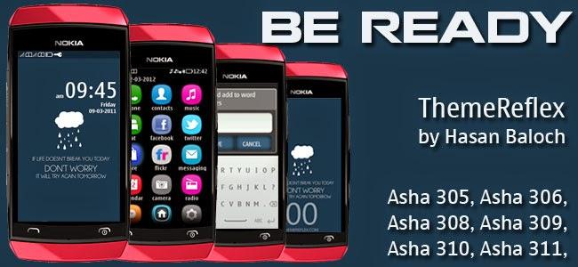 Harga Handphone Nokia Asha