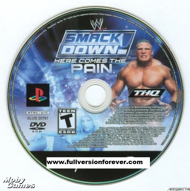 Free Download Wwe Here Comes The Pain Highly Compressed