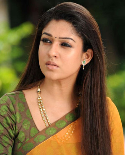nayanatara saree pics in greekuveerudu movie7