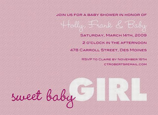 Baby shower invitations zone for Baby shower etiquette for mom to be