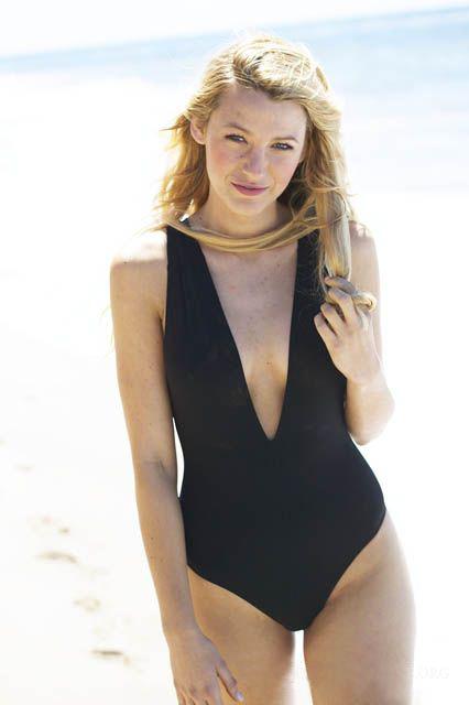 Blake Lively Bikini