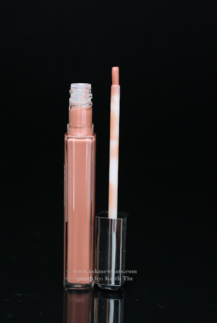 Revlon Super Lustrous Lipstick  in Pink Cognito and Lip Lacquer in Smoky Topaz