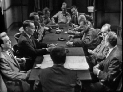 jury in twelve angry men essay The faults in the play are displayed by the twelve juries that were selected to represent the case presented the lack of knowledge, prejudice and the personality clashes are all examples of the flaws in the jury system that are shown in the twelve angry men.
