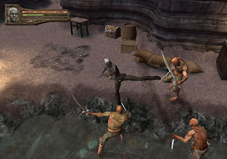 Free download GAMES Baldur's Gate Dark Alliance Playstation II ISO Full Version