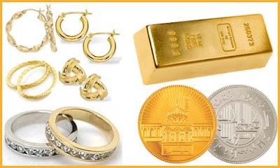 Tips Membeli Emas Batangan Perhiasan dan Emas Putih