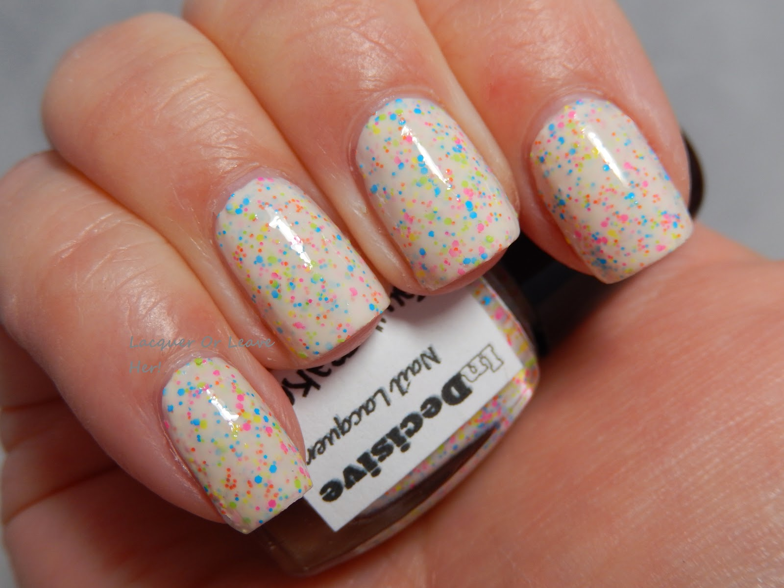 Lacquer or Leave Her!: Before & After: I Want Candy!