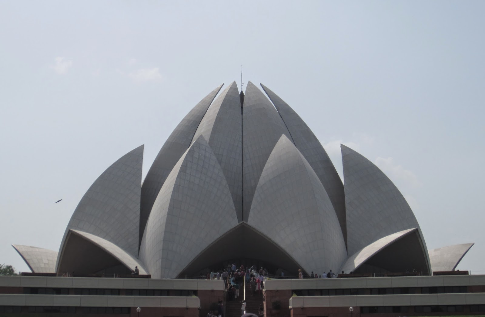 Lotus Temple Delhi, Delhi, Delhi Tourism, Baha'i temple Delhi