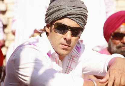Actor Salman khan in kick movie images