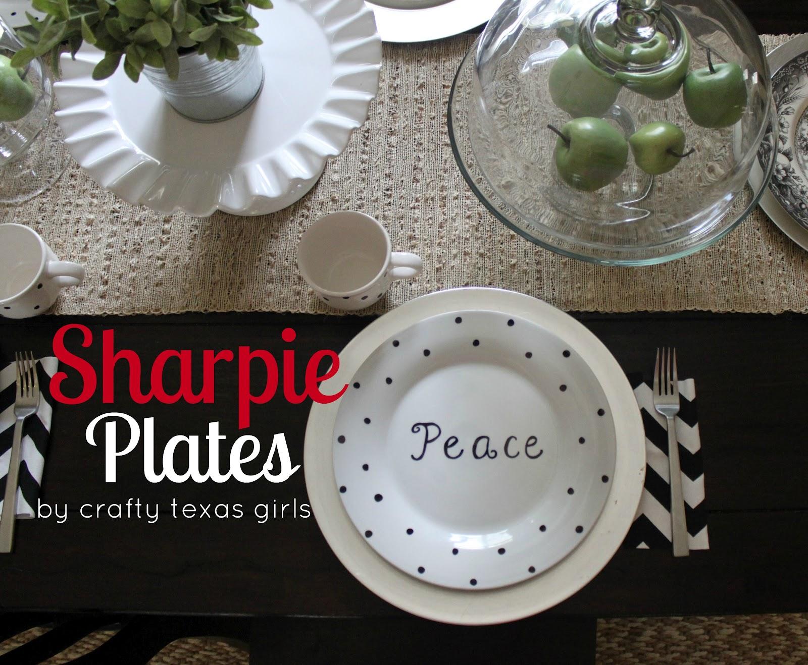 Pretty Decorative Plates These Pretty White Plates