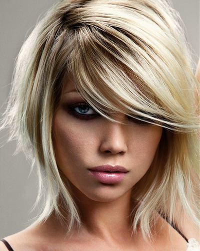 Advanced Civilian: Temperence Rivers Blonde+color+edgy+ha
