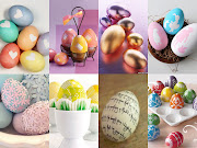 . out the Martha Stewart page for even more great Easter style ideas: pretty easter egg styles